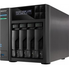 4-bay NAS Server  ASUSTOR AS6204T