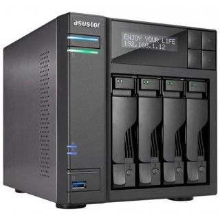 4-bay NAS Server  ASUSTOR AS6404T