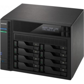 8-bay NAS Server  ASUSTOR AS6208T