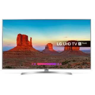 65' LED TV LG 65UK6950 Black