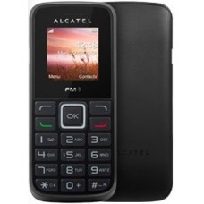 Alcatel OT-1010 Black