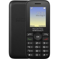 Alcatel OT-1016D Black