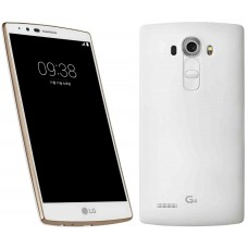 LG H818 G4 Dual Sim Leather White/Gold