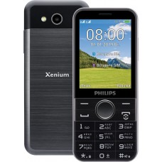 Philips E580 Dual Sim Black