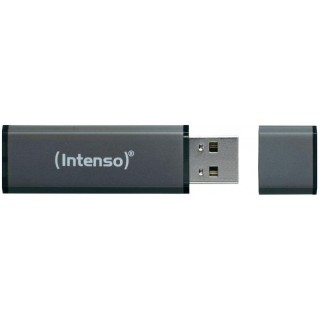 16GB USB2.0 Intenso® Alu Line Antracite