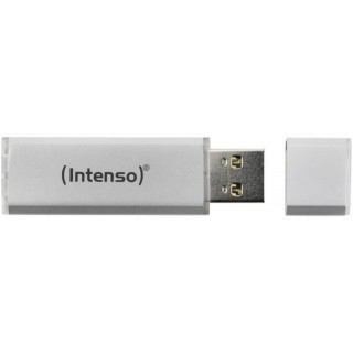 16GB USB2.0 Intenso® Alu Line Silver