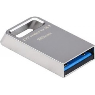 16GB USB3.1 Kingston DataTraveler Micro 3.1 Metal
