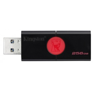 256GB USB3.0 Kingston DataTraveler 106 Black