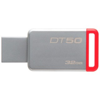32GB USB3.1 Kingston DataTraveler 50 Silver