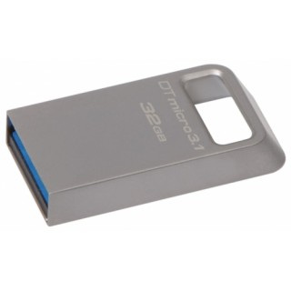 32GB USB3.1 Kingston DataTraveler Micro 3.1 Metal