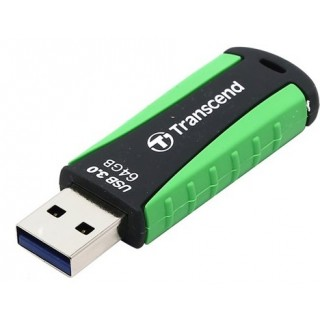 64GB USB 3.0 Transcend JetFlash 810 Black/Green