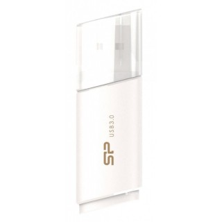 64GB USB3.0 Silicon Power Blaze B06 White