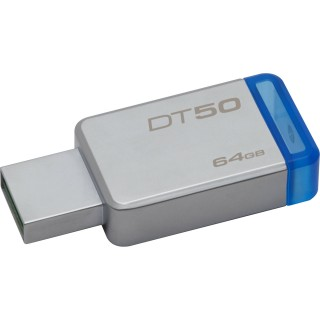 64GB USB3.1 Kingston DataTraveler DT50 Silver