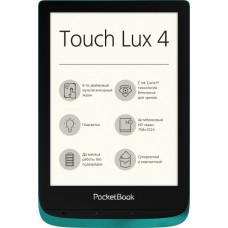 PocketBook 627 Touch Lux 4 Emerald 6'
