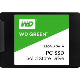 2.5 SSD 120GB  Western Digital Green