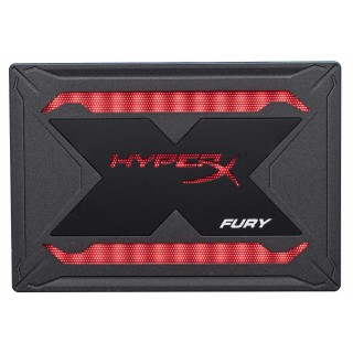 2.5 SSD 480GB Kingston HyperX FURY RGB