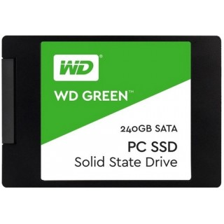 2.5 SSD 240GB  Western Digital Green