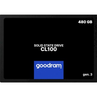2.5 SSD 480GB GOODRAM CL100 Gen.3
