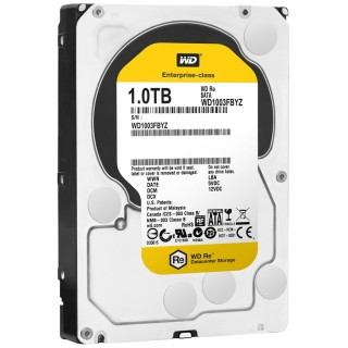 3.5 HDD 1.0TB Western Digital WD1003FBYZ Enterprise Class® Gold™