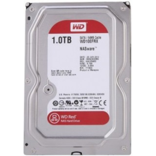 3.5 HDD 1.0TB  Western Digital WD10EFRX Caviar Red