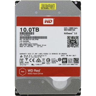 3.5 HDD 10.0TB Western Digital Red