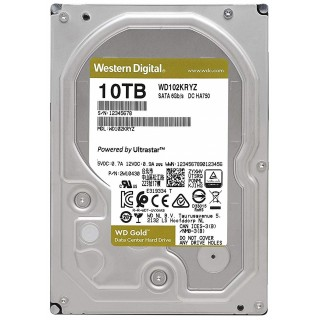 3.5 HDD 10.0TB Western Digital WD102KRYZ Enterprise® Gold™