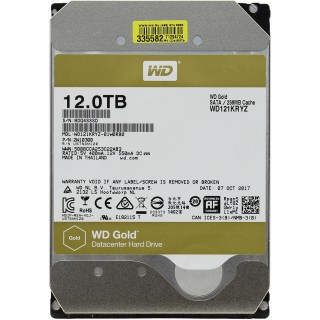 3.5 HDD 12.0TB Western Digital Gold Enterprise Class