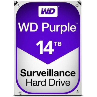 3.5 HDD 14.0TB Western Digital Purple Surveillance