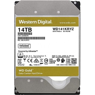 3.5 HDD 14.0TB Western Digital WD141KRYZ Enterprise® Gold™