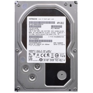 3.5 HDD 2.0TB Hitachi Ultrastar A7K3000