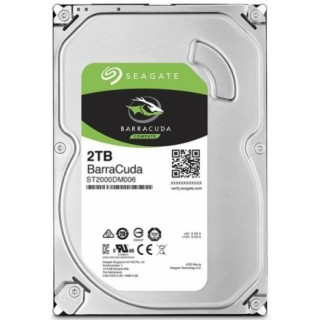 3.5 HDD 2.0TB Seagate ST2000DM006 BarraCuda