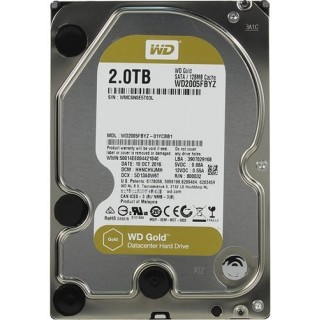 3.5 HDD 2.0TB Western Digital WD2005FBYZ Enterprise Class® Gold™