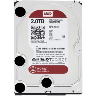 3.5 HDD 2.0TB Western Digital WD20EFAX Caviar® Red™