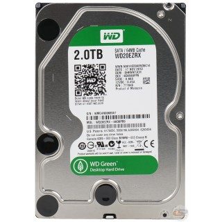 3.5 HDD 2.0TB Western Digital WD20EZRX Caviar® Green™
