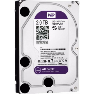 3.5 HDD 2.0TB Western Digital WD20PURZ Caviar Purple