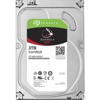 3.5 HDD 3.0TB Seagate ST3000VN007 IronWolf