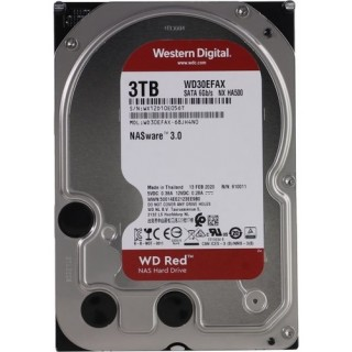 3.5 HDD 3.0TB Western Digital Red NAS