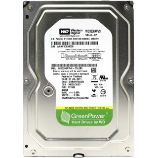 3.5 HDD 320GB Western Digital WD3200AVVS