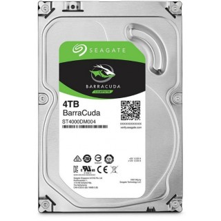 3.5 HDD 4.0TB  Seagate ST4000DM004 BarraCuda™