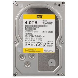 3.5 HDD 4.0TB Western Digital Gold
