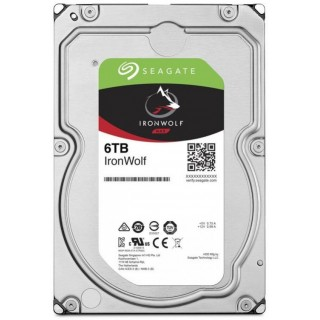 3.5 HDD 6.0TB Seagate ST6000VN001 IronWolf™ NAS