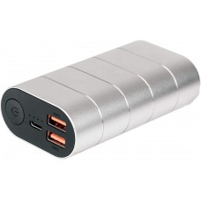 10000mAh Power bank - Verbatim Quick charge Grey