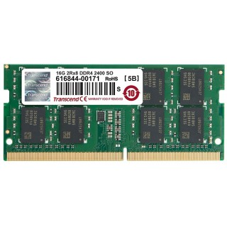 8GB DDR4-3200 SODIMM Transcend CL22