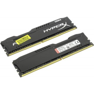 16GB (Kit of 2*8GB) DDR4-2400  Kingston HyperX® FURY CL15