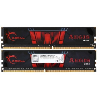 16GB (Kit of 2*8GB) DDR4-2666 G.SKILL Aegis CL19