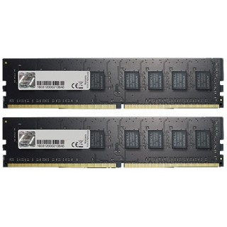 16GB (Kit of 2*8GB) DDR4-2666 G.SKILL NT Value CL19