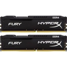 16GB (Kit of 2*8GB) DDR4-2933  Kingston HyperX® FURY CL17