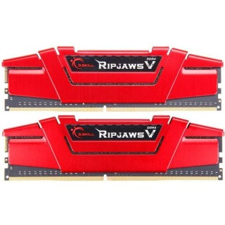 16GB (Kit of 2*8GB) DDR4-3600 G.SKILL Ripjaws V CL19