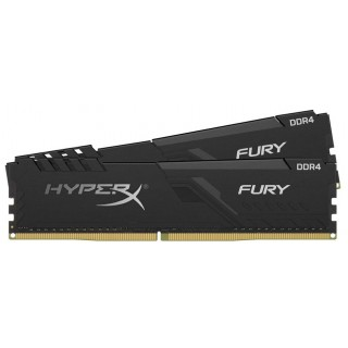 16GB (Kit of 2*8GB) DDR4-3466  Kingston HyperX® FURY (2019) CL16