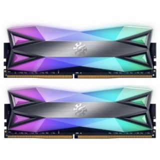 16GB (Kit of 2*8GB) DDR4-3200 ADATA XPG D60G RGB CL16